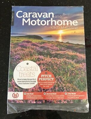 Caravan & Motorhome Club Magazine - May 2018 - New