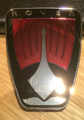 Rover 75 45 25 City Rover Street Wise Front Rover badge overlay RARE new