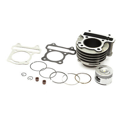 50cc - 82cc Big Bore Cylinder Barrel Kit GY6 139QMB Direct Bike JMStar 4T Lifan