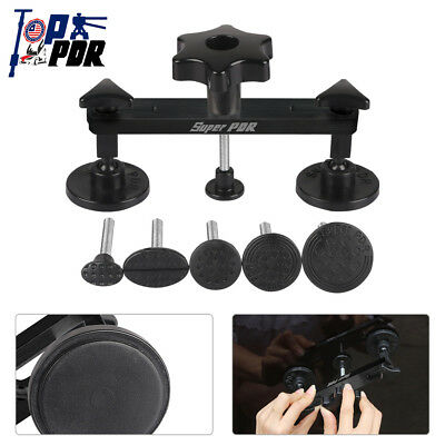 Paintless Dent Repair Puller Bridge PDR Tools Auto Body Hail Removal Pulling Set