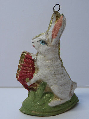 Ostern Osterhase Easter Pappfigur Hase Bunny Rabbit Musik Dresdner Pappe Figur 2
