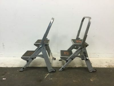 Lot of 2 Little Giant Safety Step