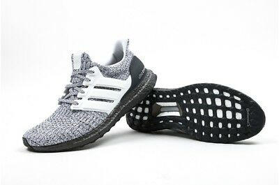 8f648634bd6fd Adidas UltraBoost 4.0 Oreo White Cookies and Cream New Men Size 7.5-13 ( BB6180