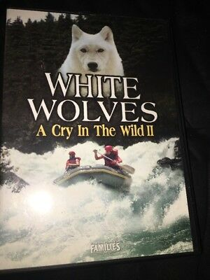 White Wolves A Cry in the Wild II DVD