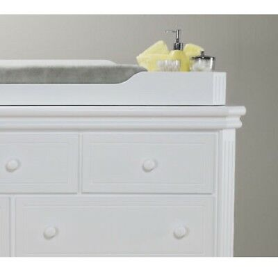 Sorelle vista elite dresser topper WHITE