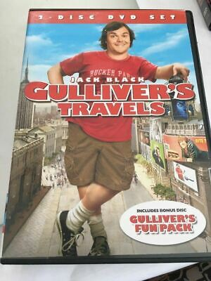 Gullivers Travels (Two-Disc + Gullivers DVD