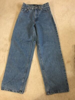 Polo Ralph Lauren Boys Classic Fit Relaxed Medium Jeans Size 12