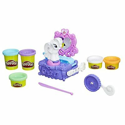 Hasbro Play-Doh My Little Pony Rarity Style and Spin Playset