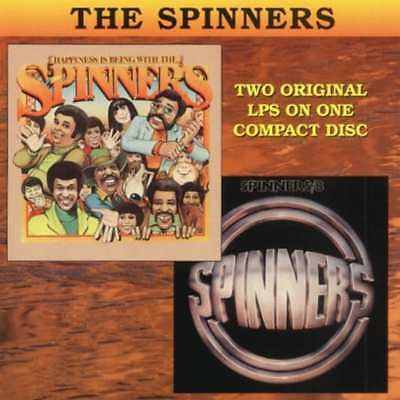 Happiness Is Being With The Spinners / Spinners 8 NEW CD