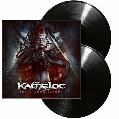 KAMELOT - The Shadow Theory - 2LP - Black