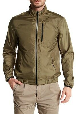 New Men's Victorinox Swiss Army Green Clipper Iii Lightweight Jacket Large