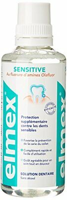 Elmex Sensitive Dental Solution 400ml