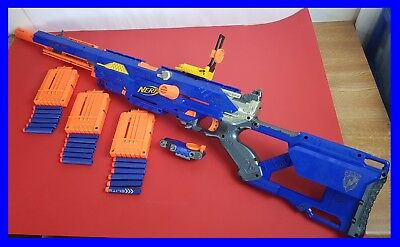 ~~Nerf Gun Sniper Rifle Long Strike Cs-6