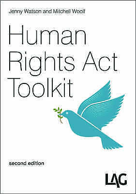 Human Rights Act Toolkit, Acceptable, Mitchell Woolf, Jenny Watson, Book