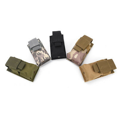 tactical military molle utility tools knife spray flashlight pouch bagoutdLJ
