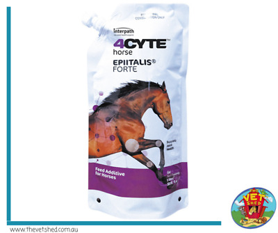 4Cyte Epiitalis Forte Gel 1 Litre joint supplement for horses