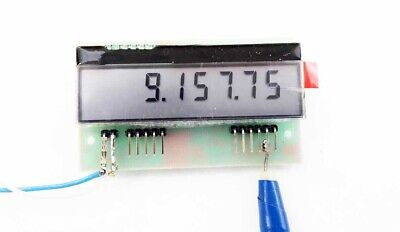 Frequency Counter 0..30 MHz (readout with auto-hold VFO function). Assembled.