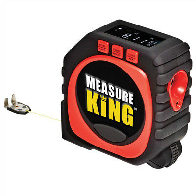 3-in-1 Digital Tape Measure String Mode Sonic Mode and Roller Three Modes Tools