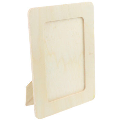 DIY PAINTING WOODEN Picture Frame Photo Holder for Art Craft Project ...