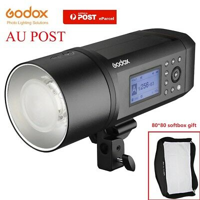 AU Godox AD600Pro 600W TTL HSS Outdoor Studio Flash With 2600mAh Li-on Battery