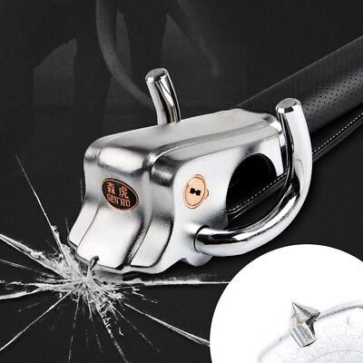2Keys Foldable Car Steering Wheel Anti Theft Security Lock Safe Devices
