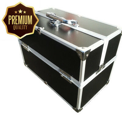 Extra Large Space Storage Beauty Box Make up Nail Jewelry Cosmetic Vanity...