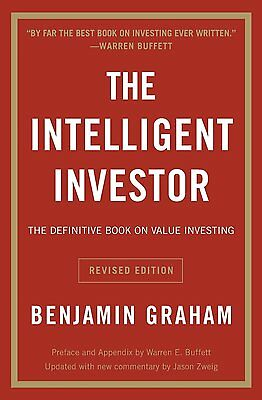 Intelligent Investor: The Definitive Book on Value Investing - Brand New PB