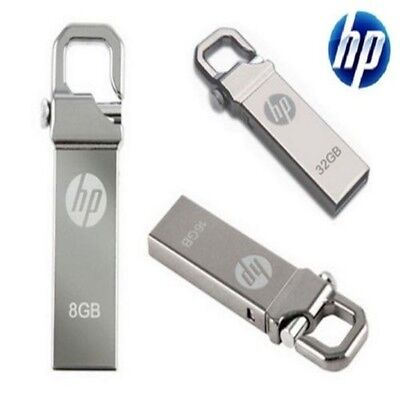 HP USB 3.0 Flash Drive Metal Pendrive High Speed USB Stick For PC Computer