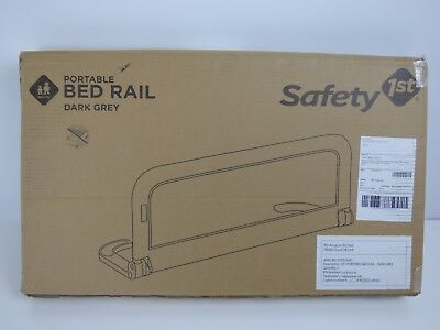 Safety 1st Portable Bed Rail ( DARK GREY) NEW OPEN BOX