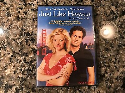 Just Like Heaven Dvd! 2005 Comedy! (See) The Family Man & 13 Going On 30