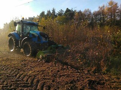 Flail Mower Extreme Heavy Duty  Flail Topper  Flail Mulcher Finance Available