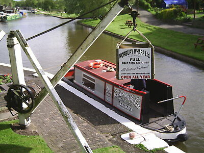 DAY HIRE WEEKEND - canal / narrowboat/ boat / barge / Shropshire Union Canal