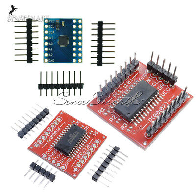 PCF8575 Extension Shield Module 16 bit IIC I2C SMBus I/O Ports for Arduino