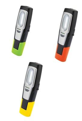 Draper Compact Inspection Lamp Rechargeable COB LED 2W 12V