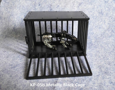 KFC KP-05B black Type Cassette Beast Cage for MP-15/CHUG Ravage in stock
