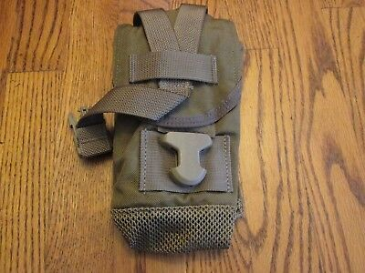 Eagle Ind. USMC MINT CONDITION(!!) Coyote Brown MOLLE 1 Qt. Canteen Pouch! Cool!