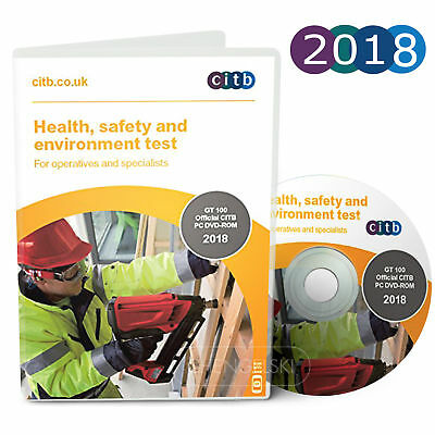 2017 cscs card test book for operatives and specialists citb gt 100 citb 2018 cscs card test dvd health safety and environment for operatives new fandeluxe Gallery
