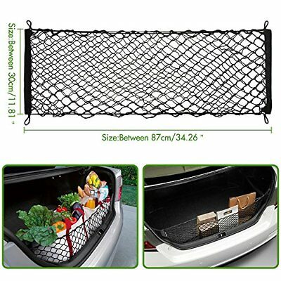 Envelope Style Trunk Cargo Net For Toyota Sienna 2004 2018 New 16 09 Picclick