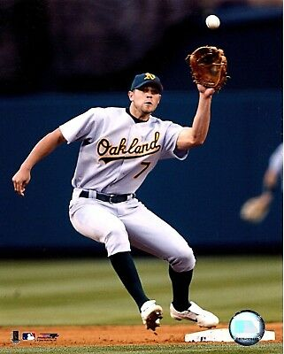 "Bobby Crosby ""Oakland Athletics"" Licensed Unsigned Baseball 8x10 Glossy Photo A3"