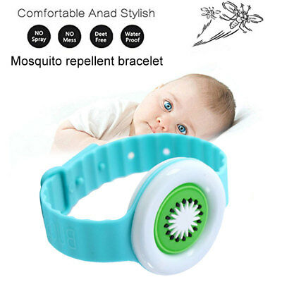 Mosquito Killer Home Safe Anti Mosquito Bracelet Baby Sleep Random Style Insect