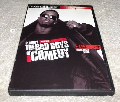 P. Diddy Presents the Bad Boys of Comedy - Season 1 DVD