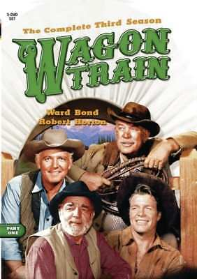 Wagon Train: Complete 3rd Season (10-Disc) NEW DVD