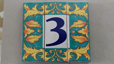 NUMBER 3 habitations condo STREET CERAMICS made in italy