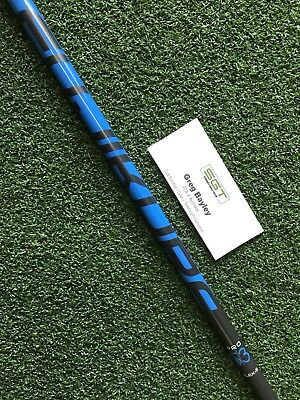 Fujikura Pro 53 Stiff Callaway Adapter As New Driver Shaft