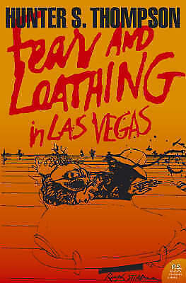 Fear and Loathing in Las Vegas by Hunter S. Thompson Book | NEW Free Post AU
