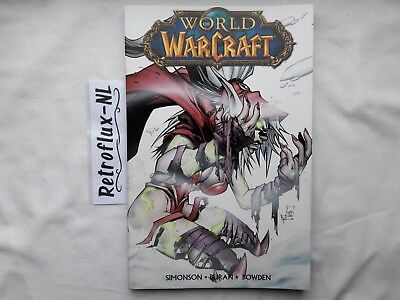 World of Warcraft: Book 2 by Walter Simonson - Wildstorm Comics - Paperback
