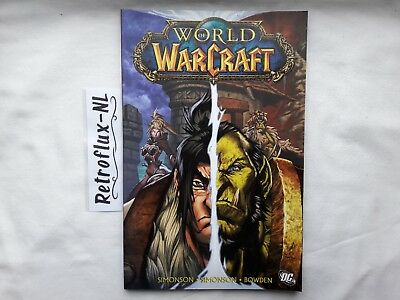 World of Warcraft: Book 3 by Walter Simonson - DC Comics - Paperback
