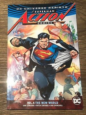 Superman: Action Comics 4: The New World