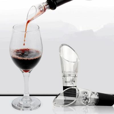 1 Pack Wine Aerator- Red White Wine Bottle Aerating Decanter Pourer Filter- CN