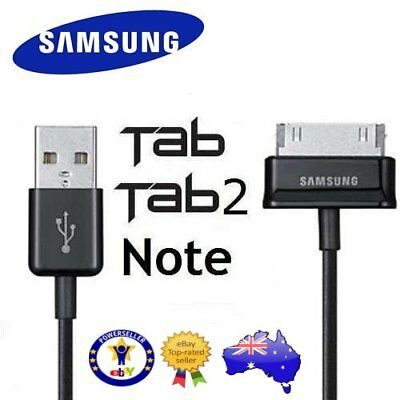 Genuine samsung Galaxy Tab 2 7.0/ 10.1 inch P3100 tablet USB data charger cable